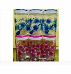 Fancy Pet Jar 120 Big 2700ml. (3 Pcs Set)