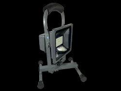 Waispro Aluminium 30 Watt Rechargeable Cordon Light With Stand, Battery Type: Lithium Ion