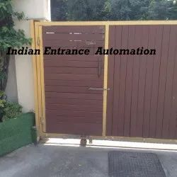 Sliding Gate with Inbuild Wicket