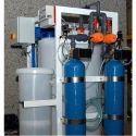Vertical Water Softener Plant