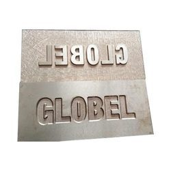 Stainless Steel Embossing Stamp