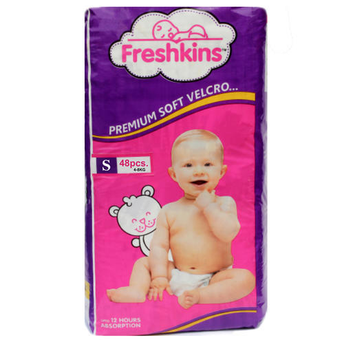Disposable Baby Taped Diapers