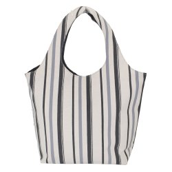 Round Handle Adjustable Canvas Ladies Hand Bag, For College, 360 Gram