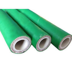 Green Carbon Free Hose Pipe, Size: 1/2 inch - 5 inch