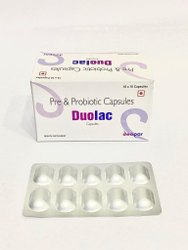 Pre and Probiotic Capsules