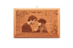 1041SM Wooden Plaque