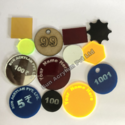 Number Draw Counting Token
