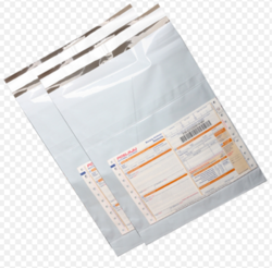 Plastic Courier Packaging Bags