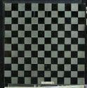 Pattern Black Granite Block