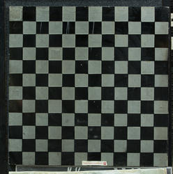 Pattern Black Granite Block