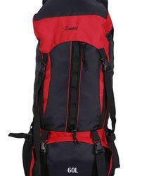 Red and Black Rucksacks