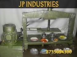Two Die Paper Plate Making Machine