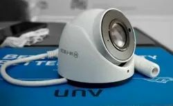 HI-FOCUS 2 MP CCTV IP Dome Camera - Built-In Mic