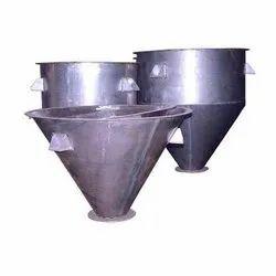 Mild Steel Hopper