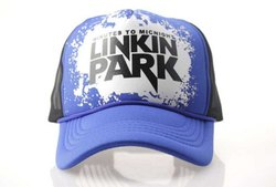 Linking Park Blue Caps and Hats