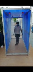 Automatic Sensor Equipped Sensitization Tunnel 8 Feet