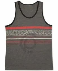 Polyester Full Sublimation Tank Top