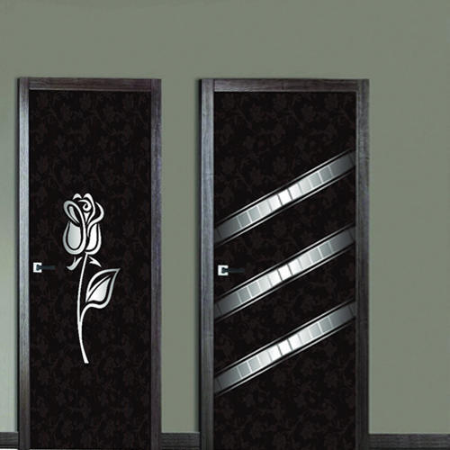 Black And White Door Laminates