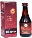 Hepplex Syrup, Packaging Size: 200 Ml, Packaging Type: Plastic Bottle