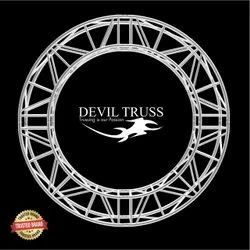 6082T6 Aluminum Round Truss, For Trussing, Not Specified
