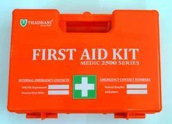 Thadhani Orange 2500 Series First Aid Kit