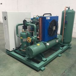 DRYCOOL Large Water Cooled Reciprocating Chiller
