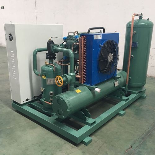 DRYCOOL Single and Three Phase Water Cooled Reciprocating Chiller