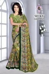 Ladies Patola Printed Cotton Saree