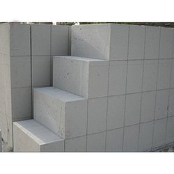 Rectangular Solid AAC Block, Size: 9 In. X 4 In. X 3 In
