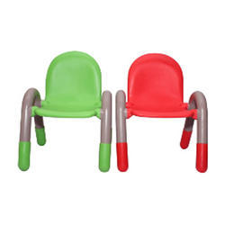 Chico Engineering Plastic Kids Chair (VJ-302)