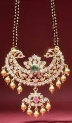 Necklace Gold Kundan Jewellery