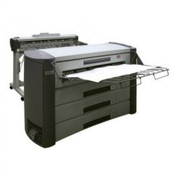 600 Dpi Large Format Copier With Printer