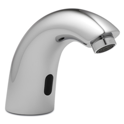 Stainless Steel Silver Automatic Sensor Tap, For Bathroom Fitting
