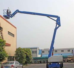Articulated Boom Type Aerial Work Platform