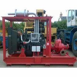 Diesel Engine Driven High Pressure Pumps
