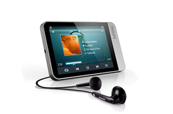 Philips MP3 Video Player
