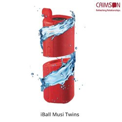 Red Iball Musi Twins, 854 Gm