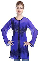 Designer Wear Kurti For Women
