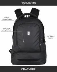 Black Beauty-Black Laptop Bag