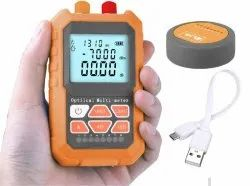 Multi-Function 3 In 1 Optical Power Meter With 10MW