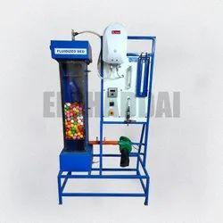 Fluidized Bed Set Up - Fluid Mechanics And Hydraulic Engineering Lab Equipment