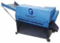 1 Hp Ms Rotary Sand Screening Machine, Reduction Type, Capacity: 4 Cu. M. (dry Sand)