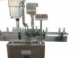 HdpeEdible Oil Capping Machine