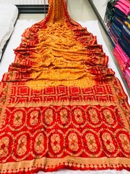 Bandhni Sarees