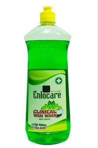 Enlocare Clinical Dishwash Gel 1000 Ml