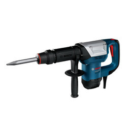 Bosch GSH 500 Demolition Hammers With Rated Power Input 1025 W And Impact Energy 6, 8 J
