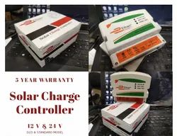 40 A Hi-Efficiency Solar Charger