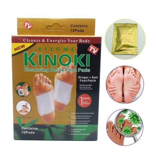 Kinoki Pads