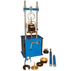 Laboratory C.B.R. Apparatus