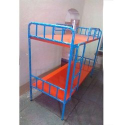 Iron Color Coated Double Bunk Bed